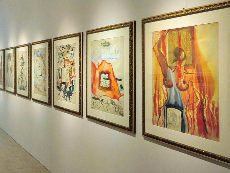 В Санкт-Петербурге впервые откроется масштабная выставка Сальвадора Дали