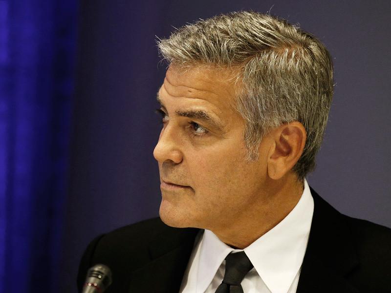 """Американский актер Джордж Клуни станет обладателем национальной французской кинопремии """"Сезар"""" за выдающиеся заслуги в кинематографе"""