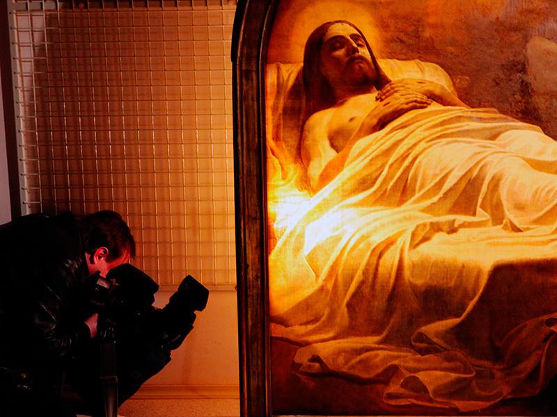 """Спустя 14 лет после конфискации картины Брюллова """"Христос во гробе"""" КС РФ начал новое разбирательство"""