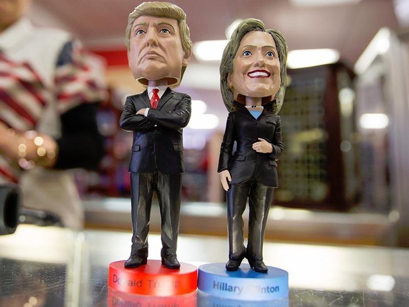 Американский кабельный телеканал HBO снимет мини-сериал, который будет посвящен президентским выборам 2016 года в США. Зрителям расскажут историю противостояния кандидатов в президенты - бывшего госсекретаря Хиллари Клинтон и миллиардера Дональда Трампа