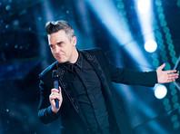 """Робби Уильямс заявил, что хотел бы представлять Россию на """"Евровидении"""""""