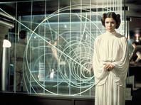 """Disney не будет использовать в """"Звездных войнах"""" цифровой образ Кэрри Фишер - принцессы Леи"""