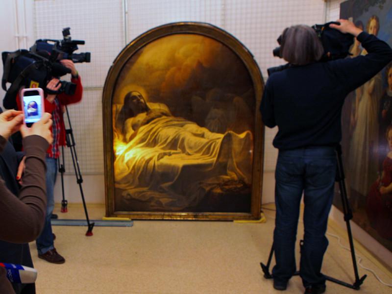 Коллекционеры попросили Верховный суд РФ вернуть им конфискованную картину Брюллова