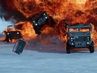 """Кинотеатры попросили Минкульт не сдвигать премьеру фильма """"Форсаж-8"""""""