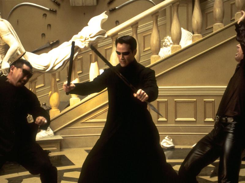 """Студия Warner Bros. приступила к работе над перезагрузкой """"Матрицы"""""""