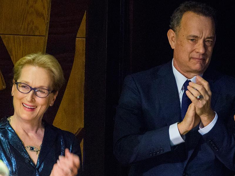 Два знаменитых оскароносца,Том Хэнкс и Мэрил Стрип, объединяются с третьим - Стивеном Спилбергом - в проекте, посвященному скандалу времен войны во Вьетнаме