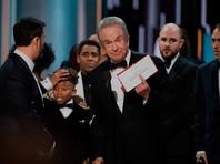 """Виновникам ошибки на вручении """"Оскара"""" выделили телохранителей из-за поступающих угроз"""