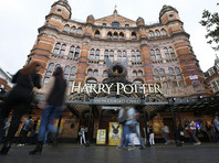 Спектакль о Гарри Поттере получил премии Лоуренса Оливье в девяти номинациях