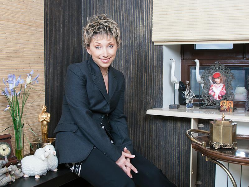 Актрисе Елене Воробей отказали во въезде на Украину