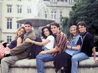 """В Нью-Йорке поставят мюзикл по мотивам сериала """"Друзья"""""""