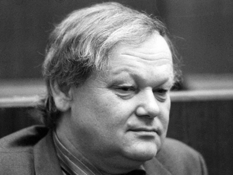 Умер украинский поэт Борис Олейник
