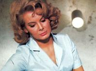 """Скончалась  девушка Бонда из фильма """"Шаровая молния"""" - Молли Питерс"""