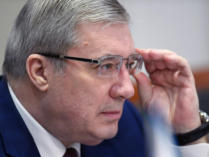 Губернатор Красноярского края Виктор Толоконский