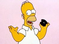 Гомера Симпсона ввели в Зал бейсбольной славы за заслуги 25-летней давности (ФОТО, ВИДЕО)