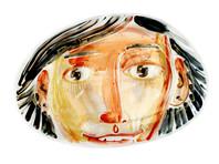 """В понедельник, 15 мая, в галерее """"Роза Азора"""" открывается двухдневная выставка керамики и живописи  Дюди Сарабьянова  """"Babies&Cars"""""""