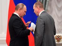 """Путин прочел письмо деятелей культуры в поддержку Серебренникова, сообщил Песков, не объяснившись насчет """"дураков"""""""