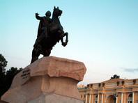 В Петербурге объявили конкурс на право помыть Медного всадника и заглянуть в его глаза-сердечки