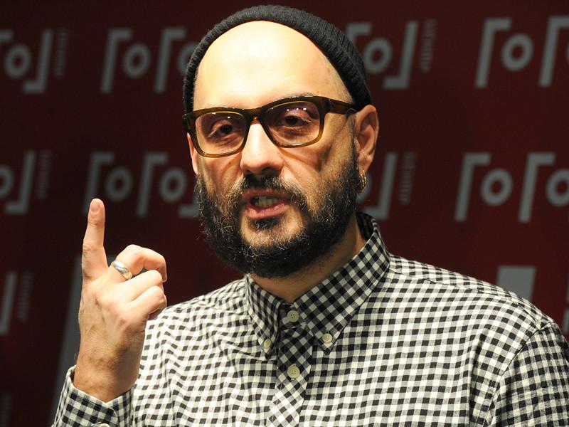 """Художественный руководитель """"Гоголь-центра"""", режиссер Кирилл Серебренников впервые прокомментировал ситуацию с обысками в театре и у него и расследованием в связи с предполагаемыми хищениями госсубсидий"""
