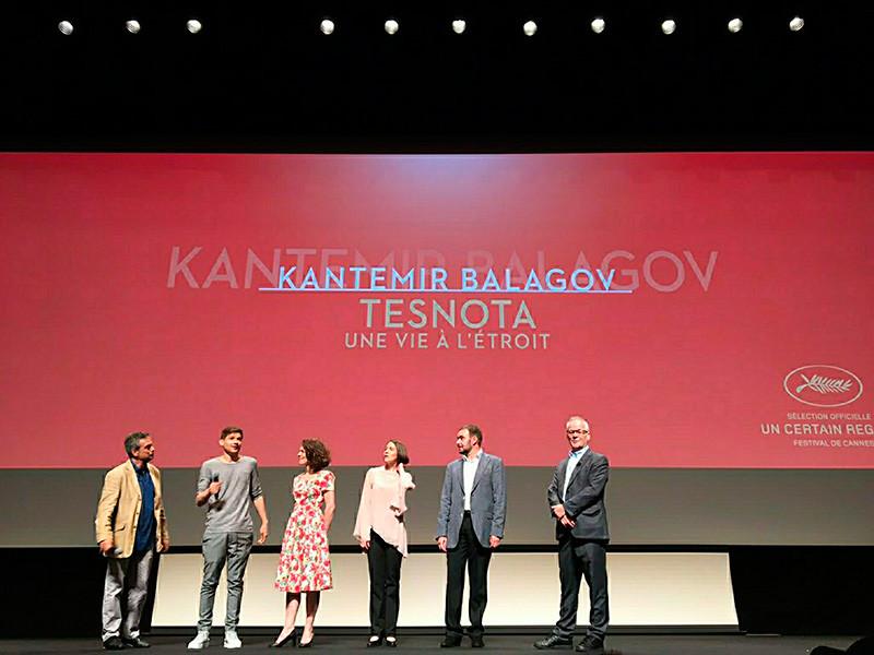 """Режиссер из Кабардино-Балкарии Кантемир Балагов запретил показ и прокат его фильма """"Теснота"""" в Нальчике"""