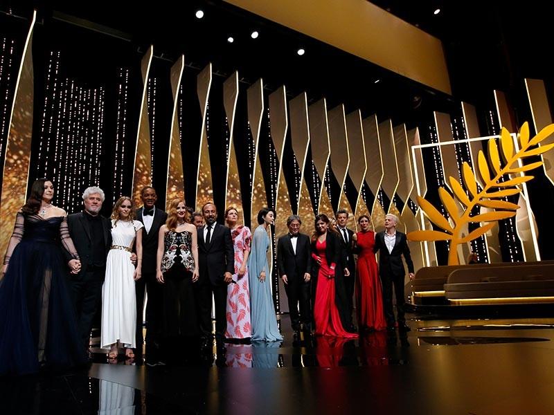 Во Франции на Лазурном берегу стартовал юбилейный 70-й Каннский кинофестиваль
