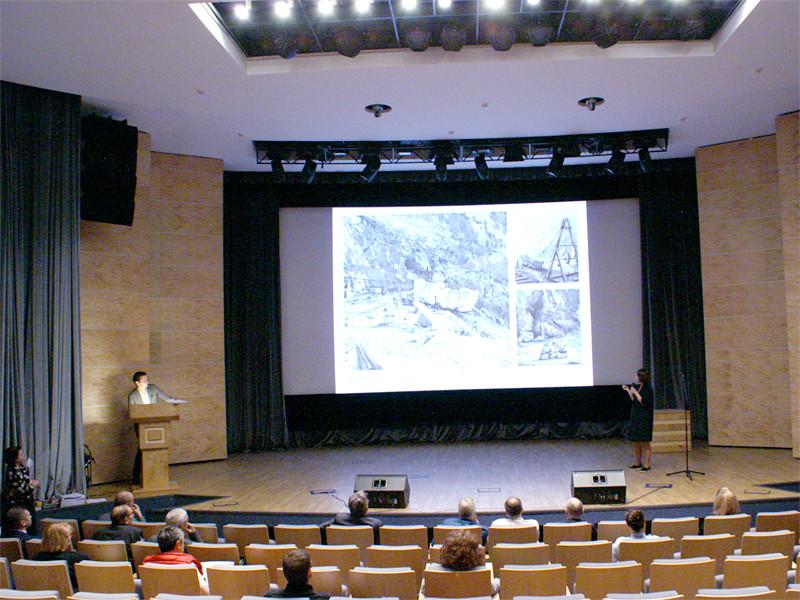 Свой проект он представил во вторник, 20 июня, в Минкульте РФ во время заседания экспертного совета по игровому, авторскому и экспериментальному кино, на котором представлены проекты, претендующие на господдержку