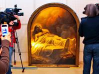 """Спустя 14 лет после конфискации Верховный суд распорядился вернуть картину Брюллова """"Христос во гробе"""" владельцу"""