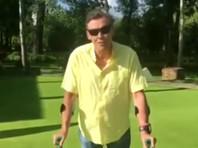 Солист Bad Boys Blue прислал видео с благодарностью томским медикам