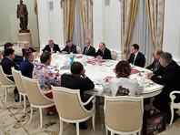 Путин пообещал дополнительную поддержку для российских мультипликационных студий