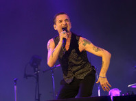 В Минске отменили концерт Depeche Mode из-за госпитализации вокалиста