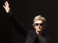 """Питер Капальди попрощался с фанатами в последний съемочный день в сериале """"Доктор Кто"""""""