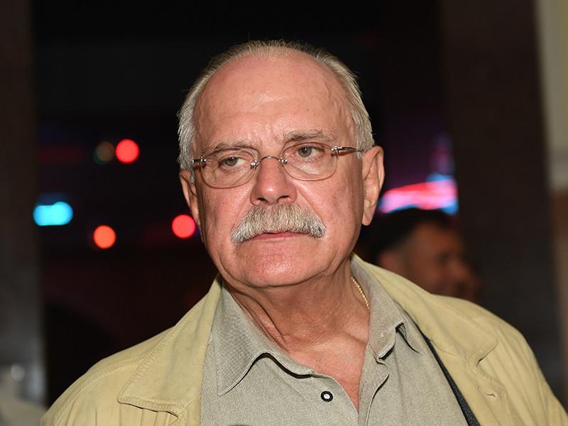 Председатель Союза кинематографистов РФ Никита Михалков