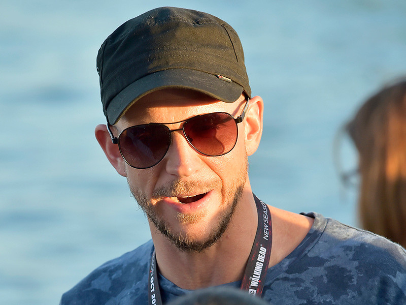 """Шведский актер Густаф Скарсгорд, известный по роли Флоки в историческом телесериале """"Викинги"""", присоединится к команде американского фантастического сериала """"Западный мир"""""""