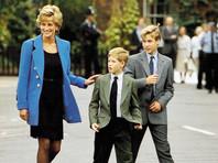 """В Великобритании к 20-летию гибели принцессы Дианы снят фильм, где принцы, может быть, """"в последний раз"""" рассказывают о смерти их матери"""