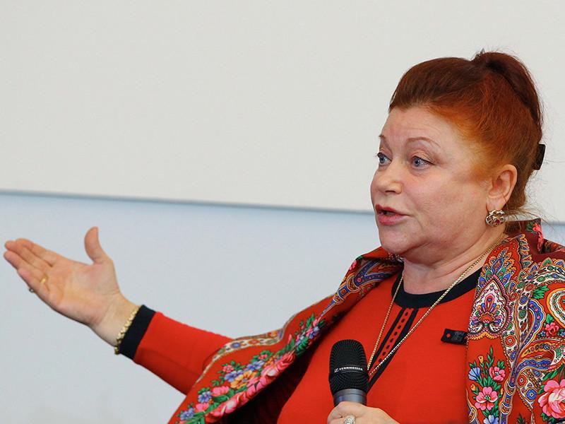 В Москве в возрасте 68 лет скончалась известная певица, народная артистка России Людмила Рюмина