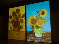 """Пять """"Подсолнухов"""" Ван Гога впервые показали вместе - на виртуальной выставке"""