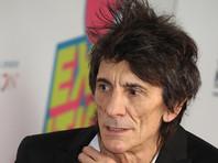 Гитарист The Rolling Stones Ронни Вуд рассказал о выявленном у него раке легких
