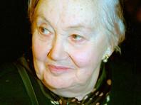 Умерла старейшая актриса МХАТ, принятая в театр Качаловым и Немировичем-Данченко