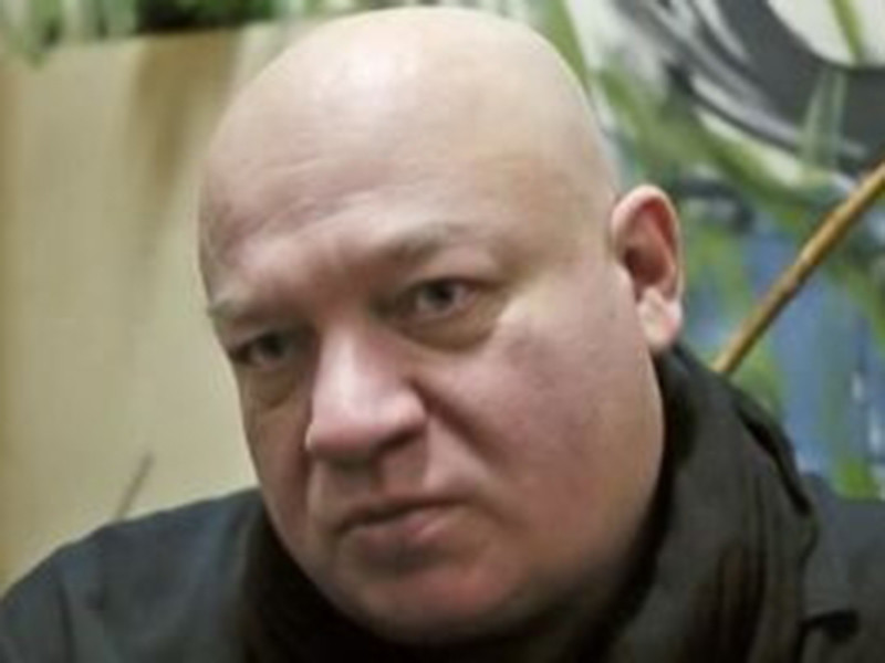 """Лидер сатирической группы """"Рабфак"""" Александр Семенов"""
