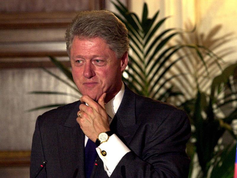 """""""Я не могу дождаться, когда Showtime претворит книгу в жизнь"""", - признается Билл Клинтон"""