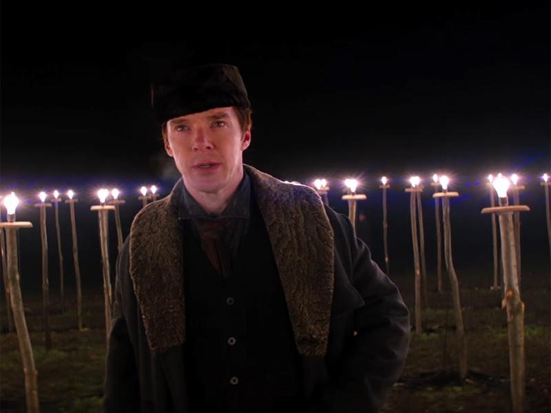 """Вышел первый трейлер """"Войны токов"""" с Бенедиктом Камбербэтчем в роли Томаса Эдисона"""