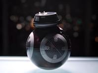"""Создатели """"Звездных войн"""" показали плохого робота BB-9E  - прислужника военного диктата (ФОТО, ВИДЕО)"""