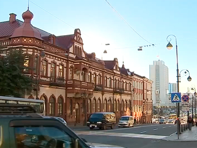 """""""Эрмитаж-центр"""" во Владивостоке, открытый год назад, закрывают на ремонт на два года"""