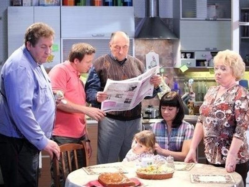 """Сериал """"Воронины"""" попал в Книгу рекордов Гиннесса после 455-го эпизода"""