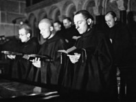 BBC запускает сериал о повседневной жизни монахов-бенедектинцев