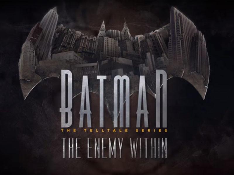 Batman: The Enemy Within от компании Telltale Games