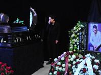 Похороны артиста пройдут на Химкинском кладбище