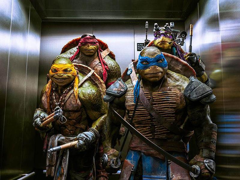 В новом мультсериале Rise of the Teenage Mutant Ninja Turtles дочь ученого, журналистка Эйприл О'Нил, которая является главным другом черепашек-ниндзя в мире людей, станет афроамериканской