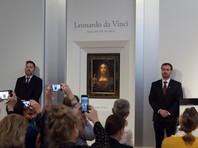 """Картина да Винчи """"Спаситель мира"""" ушла с молотка за 400 млн долларов"""