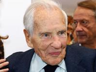 Французский писатель Жан Д'Ормессон скончался на 93-м году жизни