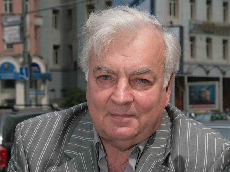 Старейший ведущий актер Театра сатиры Михаил Державин скончался на 82-м году жизни